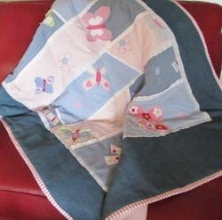 bumper pad quilt2