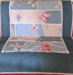 bumper pad quilt