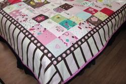 lap size quilt