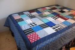 double quilt
