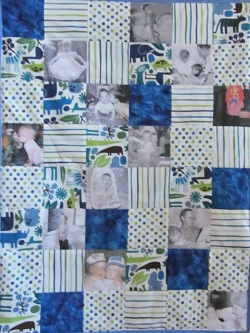 baby quilt photos
