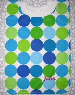 disco dot bib john