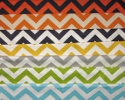 chevron fabric 125
