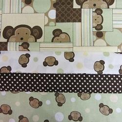 monkey fabric combo 250