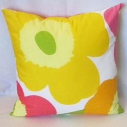 multicolor unikko pillow