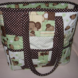 new bag PW teddy 250