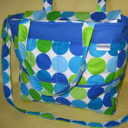 new bag disco blue 250