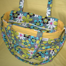 new bag far out floral 250