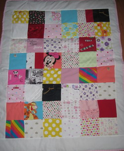 quilts baby clothes 250