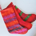 Marimekko Christmas stocking