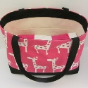 Giraffe Beach Tote-beach tote,beach totes,canvas tote,canvas totes,diaper bag,diaper bags,giraffe,giraffe tote,giraffe totes,beach bag,beach bag,canvas bag,canvas bags,premium print,personalized,monogrammed,custom bag,custom bags,handmade,Canada,Canadian,hot pink,teal,yellow,green,custom beach tote,custom beach totes,tote,totes,bag,bags,school bag,school bags,weekender