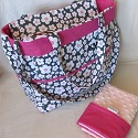 Personalized Designer Diaper Bag